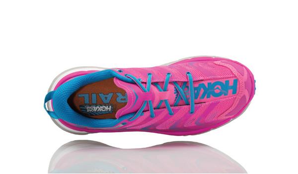 Speedgoat Women, Neon Fuchsia/Blue Jewel 3