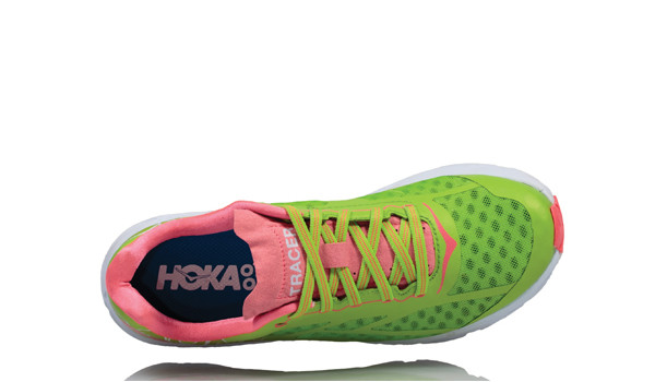 Tracer Women, Bright Green/Neon Pink 3