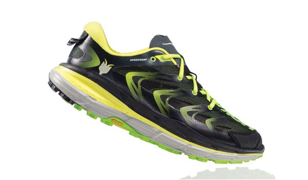 Speedgoat Men, Bright Green/Black 2
