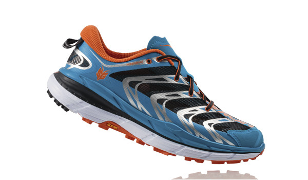 Speedgoat Men, Blue/Red Orange 2