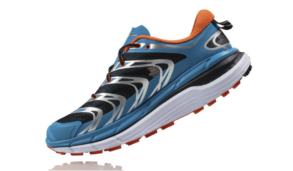 Speedgoat Men, Blue/Red Orange 5