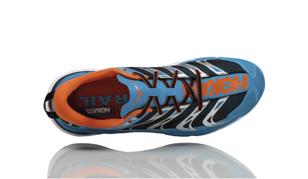 Speedgoat Men, Blue/Red Orange 3