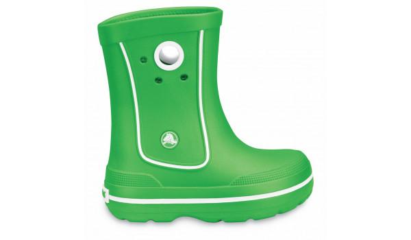 Kids Crocband Jaunt, Lime 1
