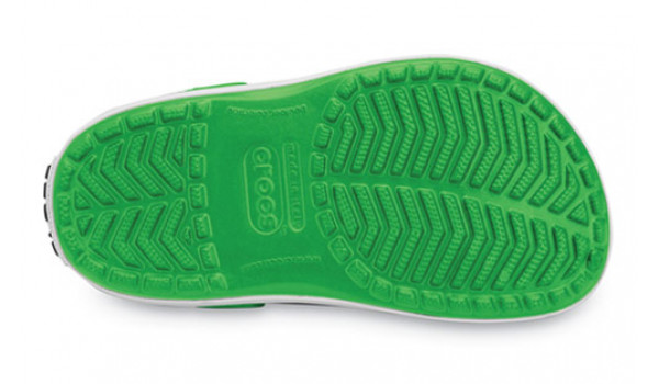 Kids Crocband, Lime/Lime3