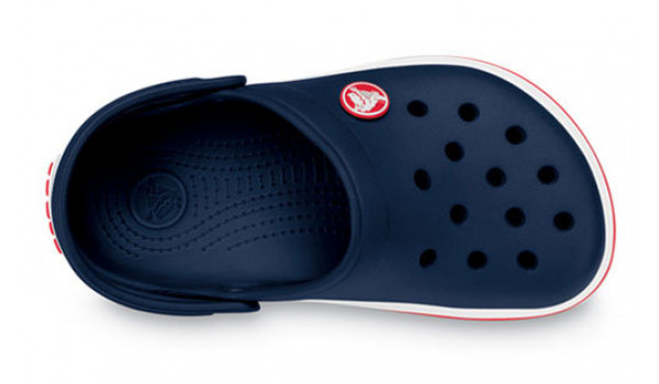Kids Crocband, Navy 6