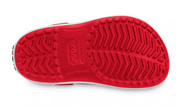 Kids Crocband, Red 3