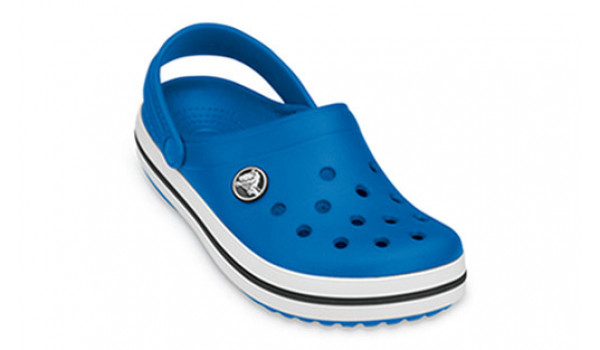 Kids Crocband, Sea Blue/Sea Blue 5