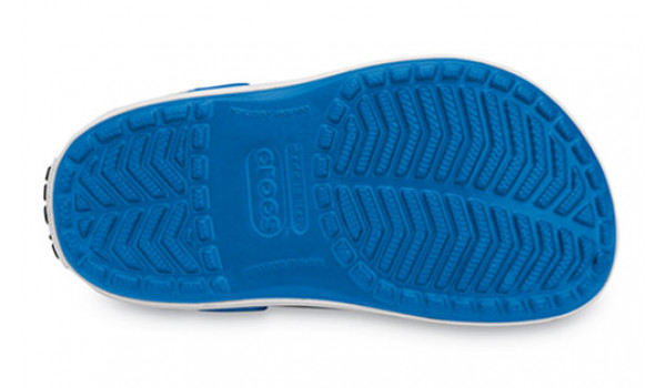 Kids Crocband, Sea Blue/Navy 3