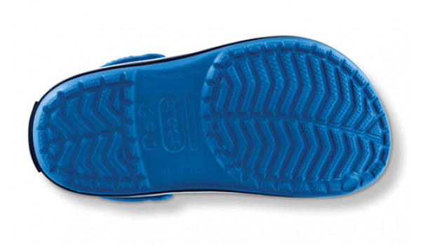 Kids Crocband, Sea Blue/Sea Blue 3