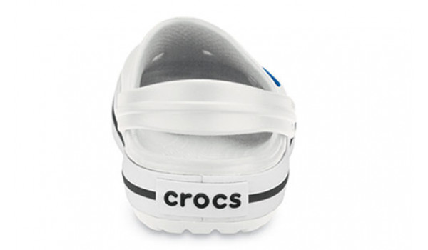 Kids Crocband White, White 2