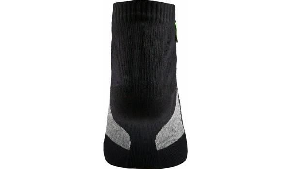 Thin Socklet, Black/Grey 2
