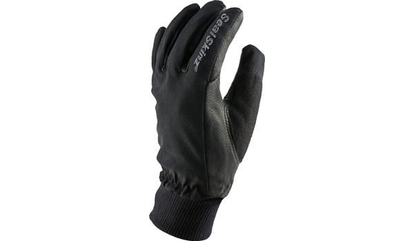 Kids All Weather Riding Glove, Black 4