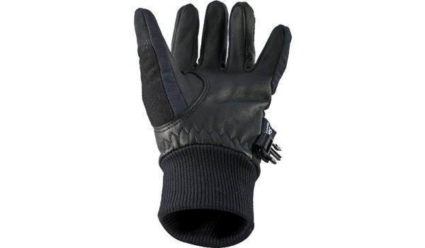 Kids All Weather Riding Glove, Black 3