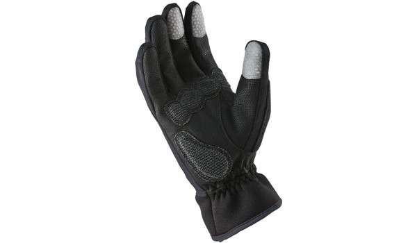 Performance Road Cycle Glove, Grey/Black 2