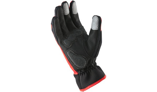 Performance Road Cycle Glove, Red/Black 2