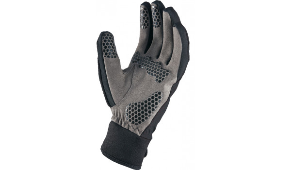 All Weather Cycle Glove Men, Black/Grey 6