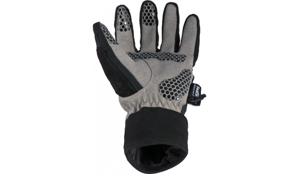 All Weather Cycle Glove Men, Black/Grey 3