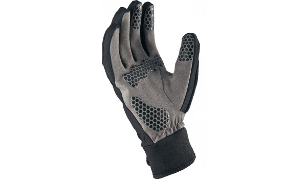 All Weather Cycle Glove Men, Black/Grey 2