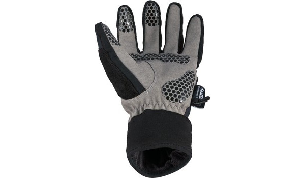 All Weather Cycle Glove Women, Black/Grey 3