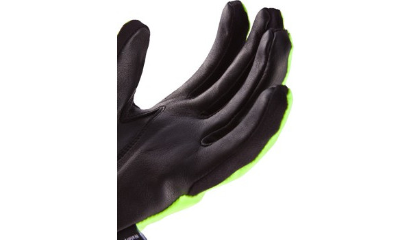All Weather Riding Glove Women, Yellow/Black 5