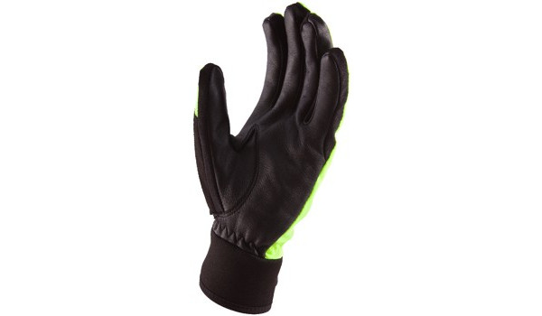 All Weather Riding Glove Women, Yellow/Black 6