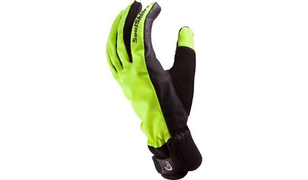 All Weather Riding Glove Women, Yellow/Black 4