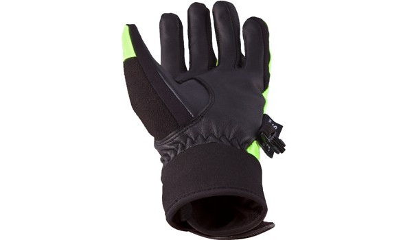All Weather Riding Glove Women, Yellow/Black 3
