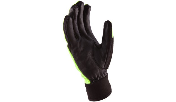 All Weather Riding Glove Women, Yellow/Black 2