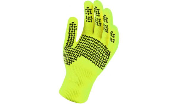 Ultra Grip Glove, Yellow 2