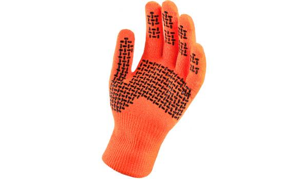Ultra Grip Glove, Orange 2