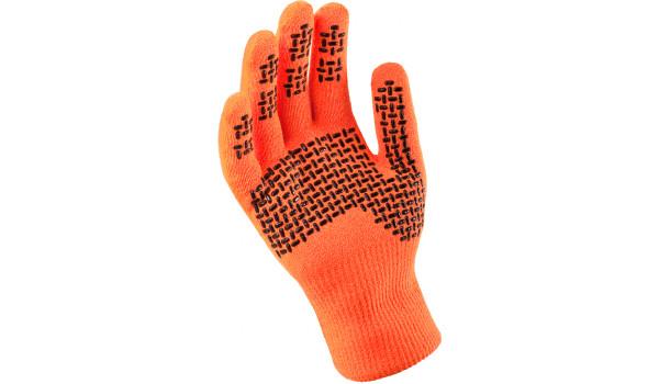 Ultra Grip Glove, Orange 3