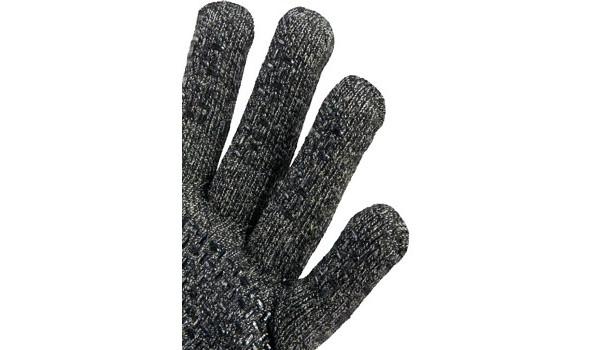 Spun Steel Glove, Grey 4