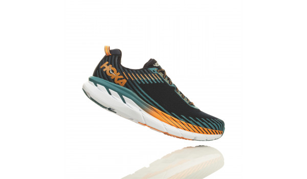 Clifton 5 Men, Black Iris/Storm Blue 4