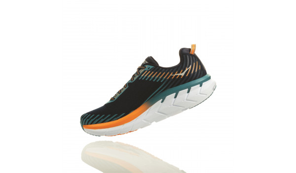 Clifton 5 Men, Black Iris/Storm Blue 5