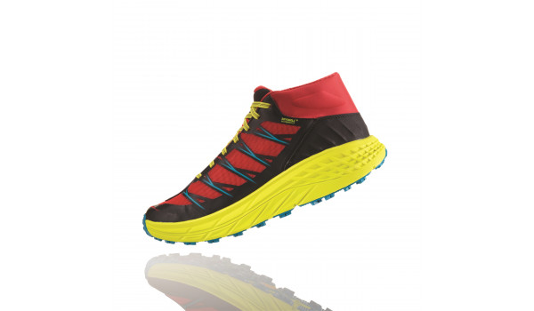 Speedgoat Mid WP Men, Chinese Red/Caribbean Sea 5