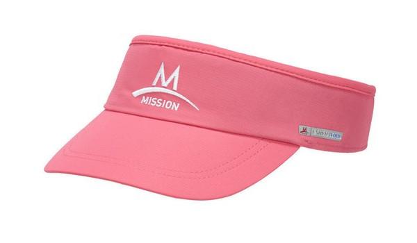Cooling Visor, Pink 1