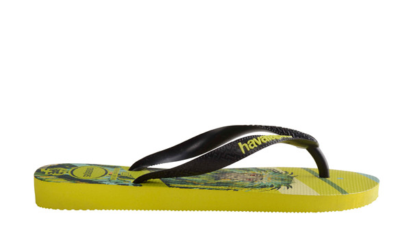 Ipe Flip, Neon Yellow/Black 2