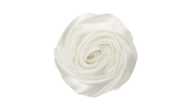 OGR Ivory Rose Clip (2pc.) Card,