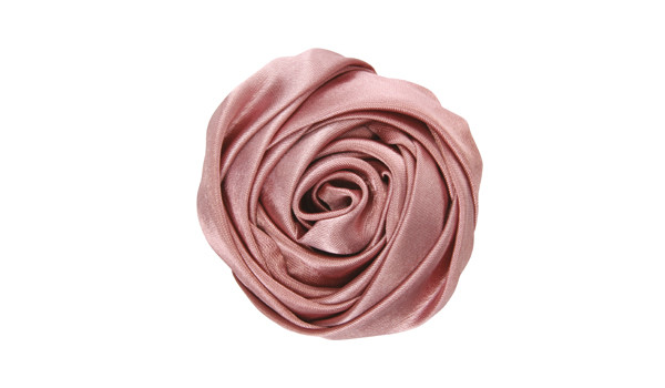 OGR Peach Rose Clip (2pc.) Card,