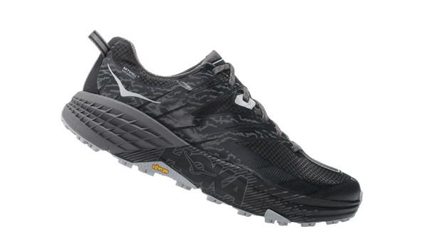 Speedgoat 3 Waterproof Men, Black/Drizzle 4