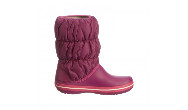 Winter Puff Boot, Viola/Fuchsia 1