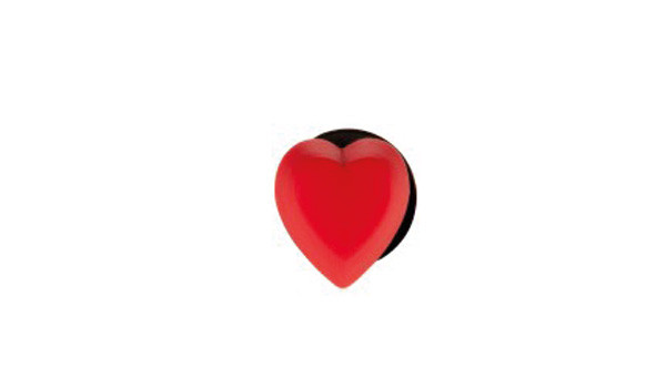 Small Red Heart,