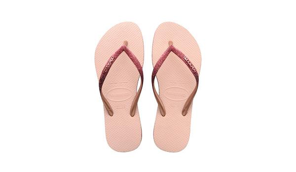 Slim Sparkle II Flip, Ballet Rose 5