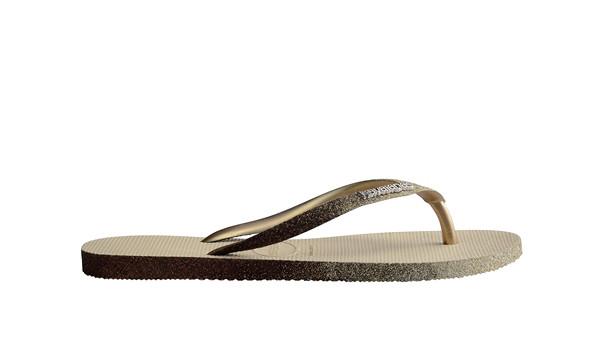 Slim Sparkle II Flip, Sand Grey 2