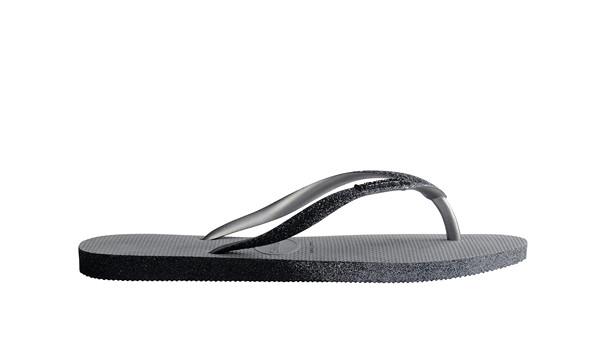 Slim Sparkle II Flip, Steel Grey 2
