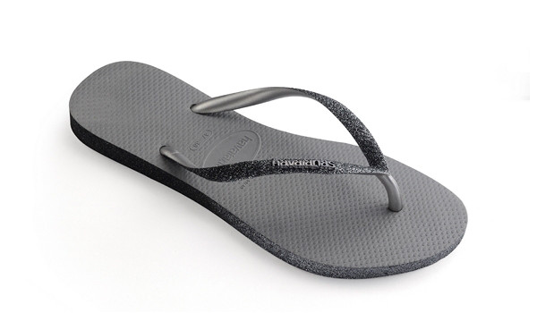 Slim Sparkle II Flip, Steel Grey 3