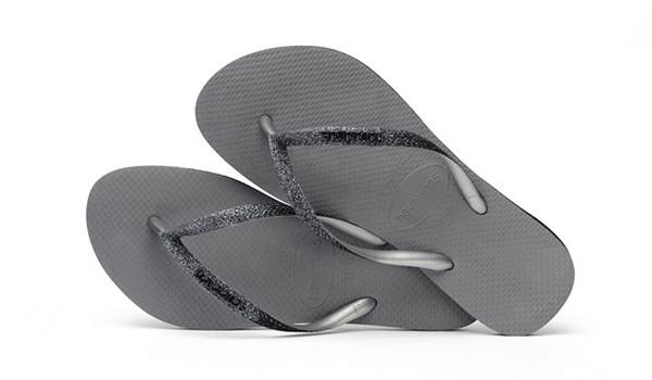Slim Sparkle II Flip, Steel Grey 4