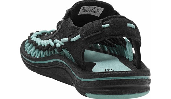 Uneek Women, Black/Mineral Blue 2