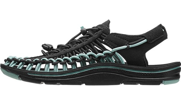 Uneek Women, Black/Mineral Blue 4