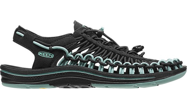 Uneek Women, Black/Mineral Blue 1